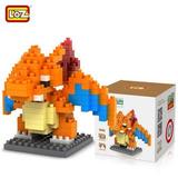 Charizard Pokémon Mini Block Loz