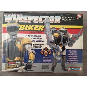 Winspector : Biker Edição Luxo Novo Lacrado Glasslite
