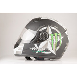 Casco De Motos Integral Nitro Edge 13 Original Nuevo