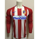 Jersey Atlético De Madrid 16-17 Local Manga Larga