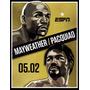 Cuadros Box - Floyd Mayweather Jr. Vs Manny Pacquiao