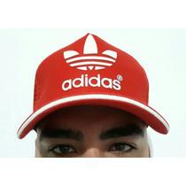 Boné Adidas Ac Trucker (redinha) Vermelho