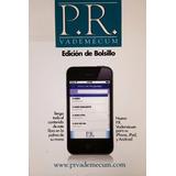 Pr Vademecum 24º/2017 Formato Pocket-bolsillo Envíos T/país
