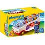 Playmobil Autobus De Turismo Klm 6773