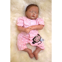 Bebe Reborn Real Lindo Dormindo Promoção! Perfeita Boneca