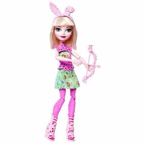 Ever After High Arco E Flecha Bunny Blanc - Mattel