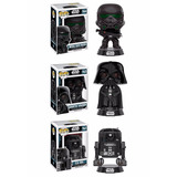 Funko Star Wars: Imperial Death Trooper+darth Vader+c2-b5