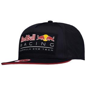 Boné Puma Rbr Red Bull Racing Lifestyle Flatbrim Marinho Vm 8c5bd6569e6