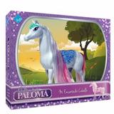 Mi Encantador Caballo Pony Para Muñecas Tipo Barbie Con Acce