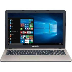 Notebook Asus Intel Dual Core 4gb 1tb 15,6 Win10 + Regalo