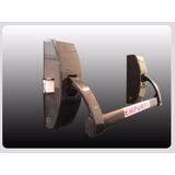Barra Anti-pânico - Porta Simples Com Fechadura Com 2 Chaves