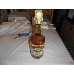 Bebida Bols Botella Etiqueta Estampilla Licor De Whisky