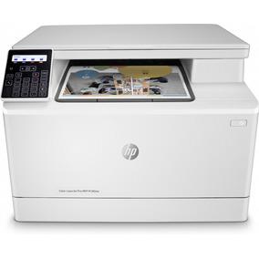 Impresora Multifuncional Láser Hp Pro M180nw Wifi T6b74a