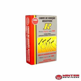 Cabos Vela Ignição Fiorino Furgão 1.3 1.5 90/91 Sct47