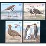 * Argentina 2002 Gj 3191/94 Mt 2465/68 Fauna Aves