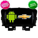 Estereo Gps Android Chevrolet Cruze Pantalla Wifi Mirror Dvd