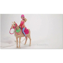 Barbie Family Cavalo Dancarino Mattel Unid.