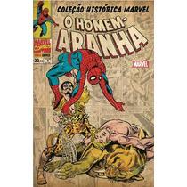 Panini Coleção Histórica Marvel - O Homem-aranha (# 9 Ao 12)