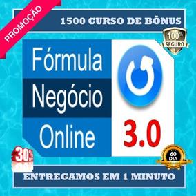 Formula Negócio Online 3.0- Alex Vargas+ 1500 Brindes