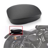 Asiento Acolchado De Pasajero Trasero Para Harley Sportster