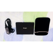 Laptop Siragon Mini Portatil Con Cargador Y Forro De Regalo