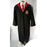 Capa Harry Potter Grifinória + Gravata P M G Gg E Xg