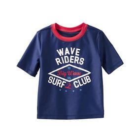 Camisa Mergulho Oshkosh - Wave Raders Surf Club Rashguard 79937c57986