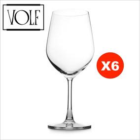 Copón De Cristal Volf ® Profesional 590ml - Set X 6