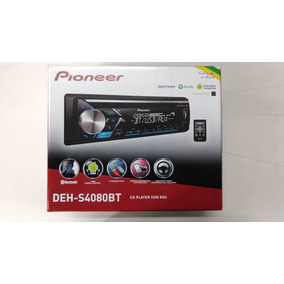 Rádio Pioneer Bluetooth Deh-s4080bt Usb Mp3 Android Iphone