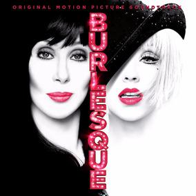 Cd Burlesque - Cher E Christina Aguilera (importado)