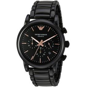 dc8395bc77e Relógio Empório Armani Ar 0186 - Relógios no Mercado Livre Brasil