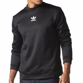 Sudadera Atletica Originals Collar Hombre adidas Bq3537
