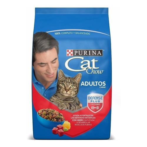 Alimento Cat Chow gato adulto carne 15kg