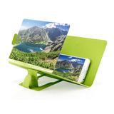 Oct17 3d Enlarged Screen Mobile Phone Amplifier Magn -verde