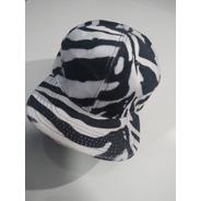 Boné Aba Reta Choraboy Estilo Zebra