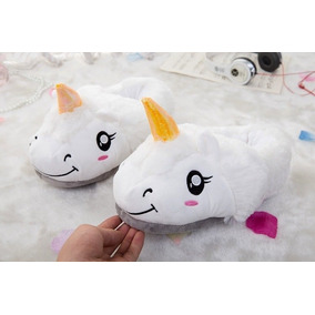 Pantuflas Unicornio