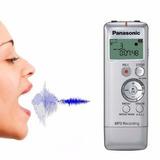 Grabador Periodista De Voz Panasonic Rr-us310