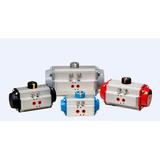 Actuador Neumático Rotati Válvula Bola 2-1/2-3 Mariposa 4-6