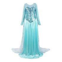 Disfraz Niño Princesa Del Vestido Del Traje De Las Muj W18