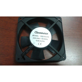 Fan Ventilador 120 X 120 X 25mm 220v Camsmark