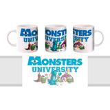 Caneca Universidade Monstros - Monsters University