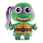 Kidrobot Phunny Tmnt Tortugas Ninja Donatello Peluche 18 Cms