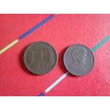 Moneda Antigua Un Peso Chilena 1942 A 1953
