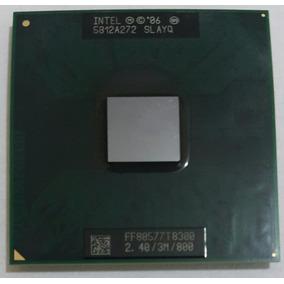 Processador Intel Core2 Duo T8300 Cache 3m 2,40ghz Fsb 800