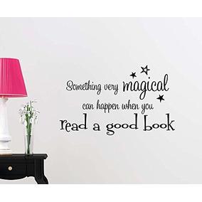 Algo Muy Mágico Puede Suceder Cuando Se Lee Un Buen Libro D