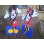 Decoracion De Fiesta Infantil Minnie Y Mickey Mouse