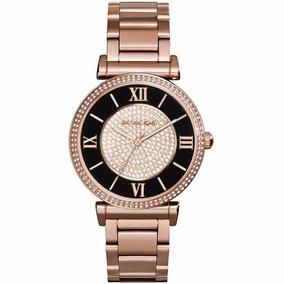 06612834fe513 Mk 3339 Michael Kors - Relógios De Pulso no Mercado Livre Brasil
