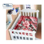 Cobertor Bebe Infantil Jolitex Touch Texture Fr Não Alérgico