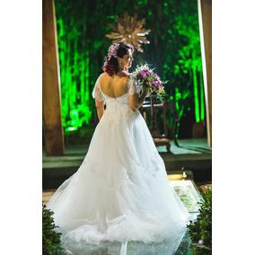 Vestido De Noiva Lindo!