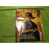 Revista Mad Numero 73 , Indiana Jones